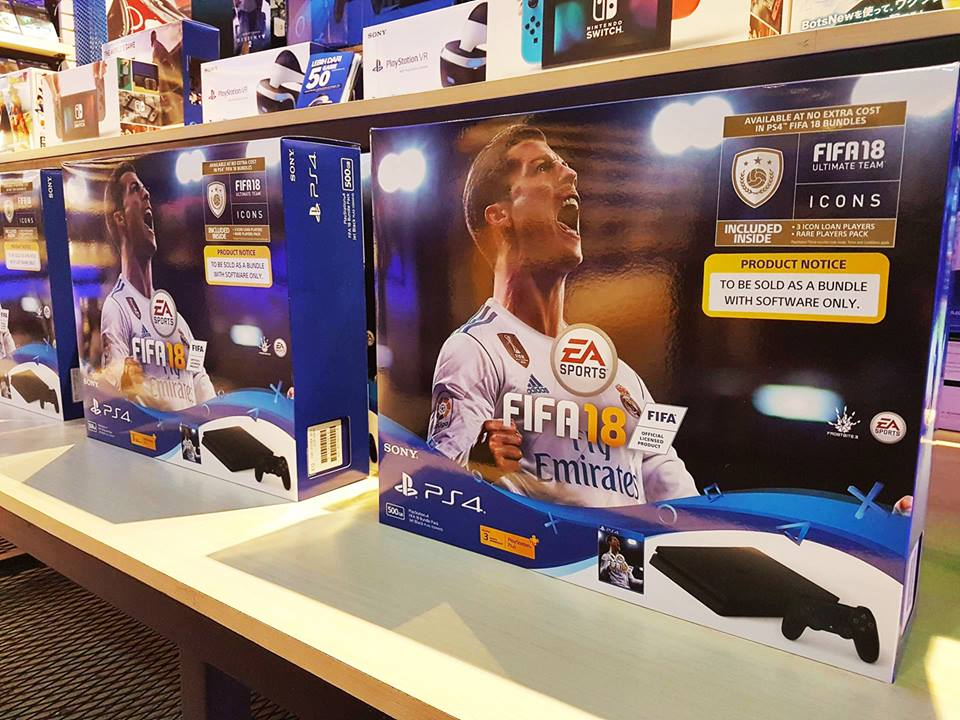 review fifa 18 play verse. Black Bedroom Furniture Sets. Home Design Ideas