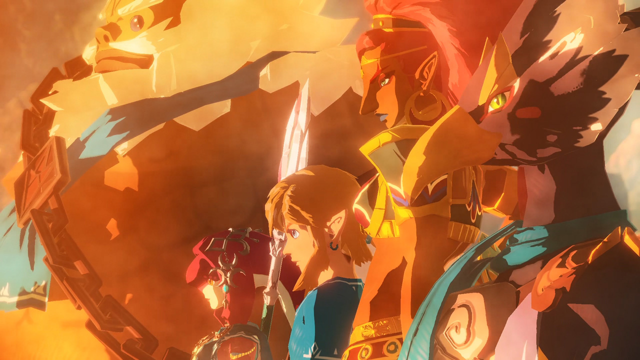 Review Hyrule Warriors Age Of Calamity Play Verse